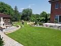 Penzión Lili - záhrada a gril
